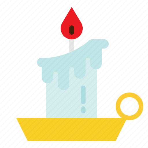 Candle, christmas, fire, light, xmas icon - Download on Iconfinder