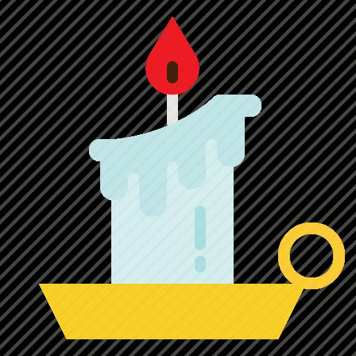 candle, christmas, fire, light, xmas icon