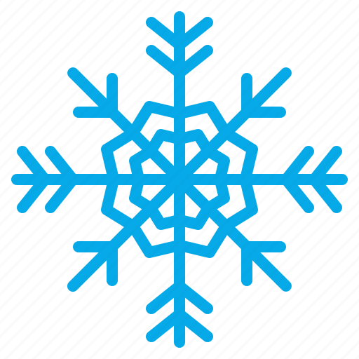 Cold, snow, snowflake, winter icon - Download on Iconfinder