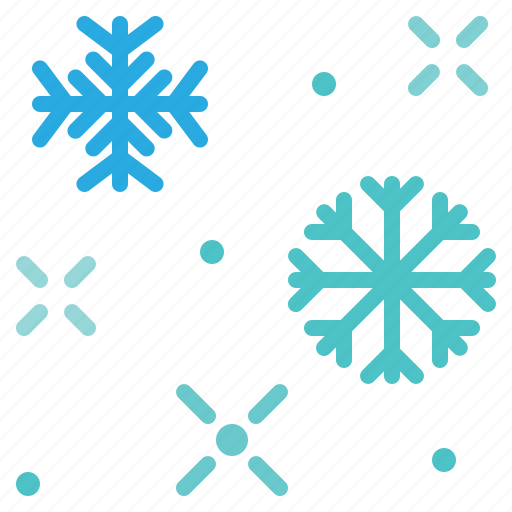 forecast, snow, snowing, weather, winter icon