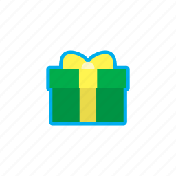 box, christmas, gift, holidays, santa, snow, xmas icon
