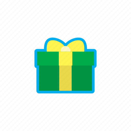 box, christmas, gift, holidays, santa, snow, xmas icon