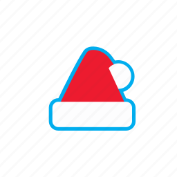 christmas, gift, holidays, ice, santa, snow, xmas icon