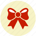 celebration, decorate, decoration, ornament, ribbon icon