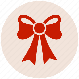celebration, decorate, decoration, gift, holiday, ornament, ribbon icon