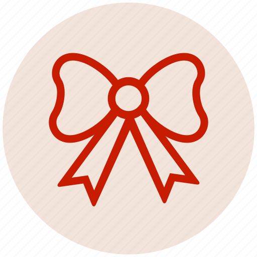 celebration, decoration, gift, holiday, ornament, ribbon icon