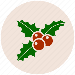 christmas mistletoe, decoration, mistletoe, ornament, xmas icon