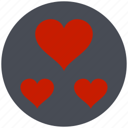 favorite, heart, love, romance, romantic, valentine icon