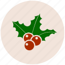 celebration, christmas mistletoe, decoration, mistletoe, xmas icon