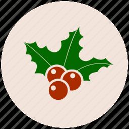 celebration, christmas mistletoe, decoration, mistletoe, xmas icon