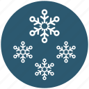 christmas, sky, snow, snowflake, winter, xmas icon