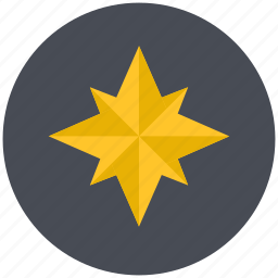 night, shine, shiny, sky, star icon