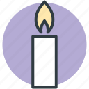advent candle, candle, candle burning, christmas candle, decoration icon