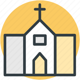 cathedral, chapel, christianity, church, religious place icon