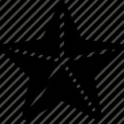 celestial, christmas, decoration, nautical, night sky, star, xmas icon