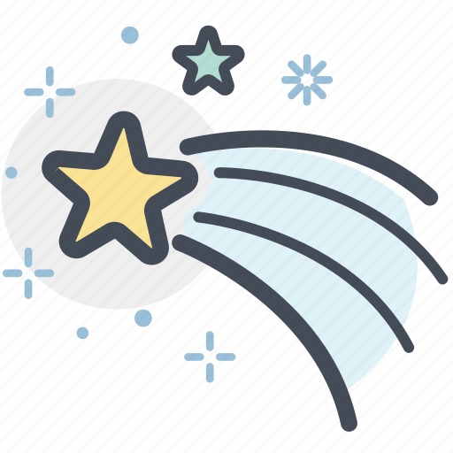 bethlehem, christmas, christmas star, north, shooting, star icon