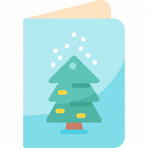 Cards, christmas, invitation, new year, pine, winter, xmas icon