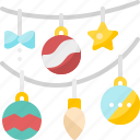 ball, bulb, christmas, decoration, light, ornament, star