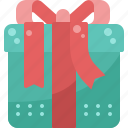 box, christmas, gift, package, present, winter, xmas