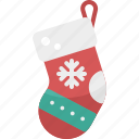 christmas, cloth, decoration, socks, wear, winter, xmas