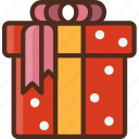 box, christmas, decoration, gift, holiday, present icon
