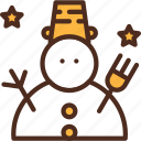 christmas, decoration, holiday, snow, snowman, winter, xmas
