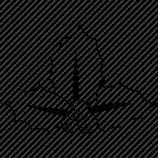 christmas mistletoe, mistletoe, ornaments, plant, xmas icon