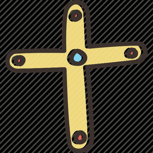 christian, christianity, cross, holy, jesus icon