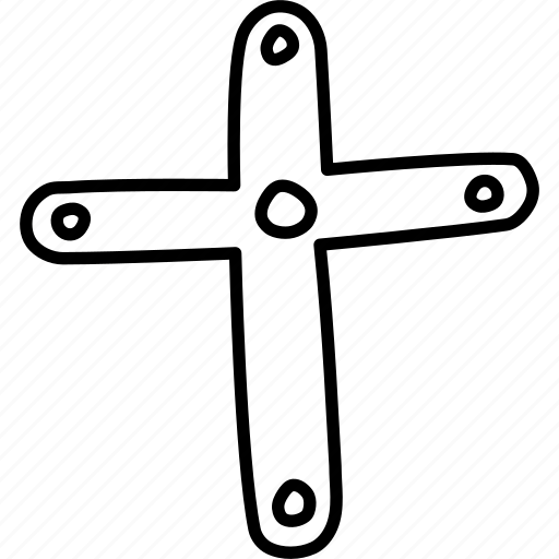 Christian, christianity, cross, holy, jesus icon - Download on Iconfinder