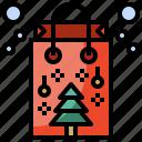 bag, birthday, christmas, gift, present, presents, santa, shopping, surprise icon
