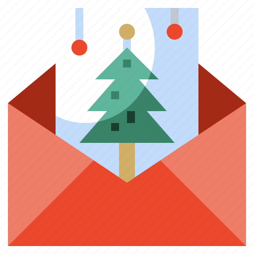 Christmas Greetings Letter.Christmas Element Flaticons By Sur Jj