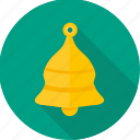 bell, celebration, christmas, easter, jingle bell, santa, xmas icon