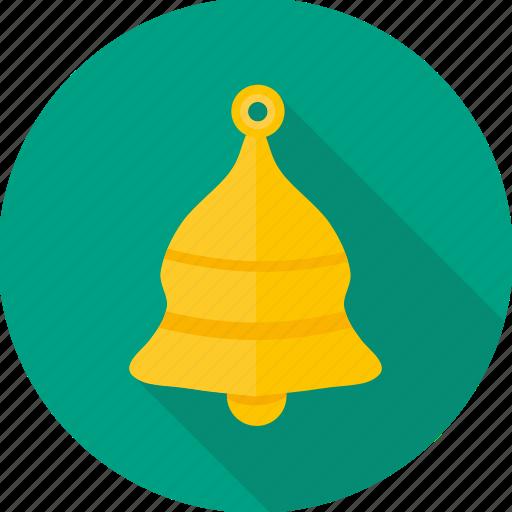 bell, celebration, christmas, easter, jingle bell, santa, xmas icon