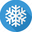 celebration, christmas, decoration, ice, snowflake, winter, xmas icon