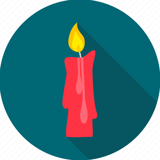 candle, celeberation, decoration, fire, hope, wish, xmas icon