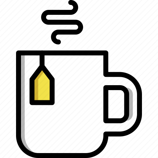 christmas, coffee, cold, cup, hot, mug, tea icon