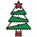 christmas, christmas icon, tree, tree icon icon
