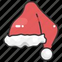 christmas, costume, hat, santa claus, winter, xmas