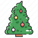christmas, christmas tree, forest, nature, trees, woods