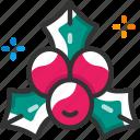 cherry fruit, food, fruit icon