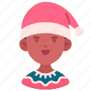 avatar, child, christmas, happy, holiday, kid, new year