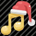 carol, choir, christmas, christmas song, music, note, singing icon