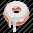 baker, dessert, donut, doughnut, food, sweet icon