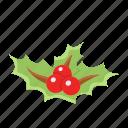 berry, cherry, christmas, fruit