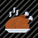 celebration, chicken, christmas, food, turkey, xmas icon