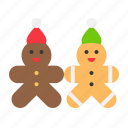 biscuit, christmas, cookie, gingerbread, sweets