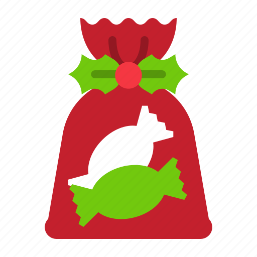 candy, food, sweets, toffee, xmas icon