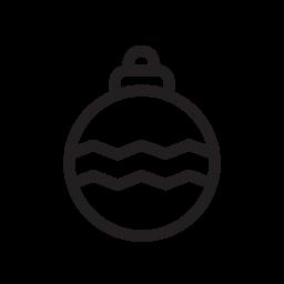 ball, christmas, christmas tree, decoration, new year, xmas icon