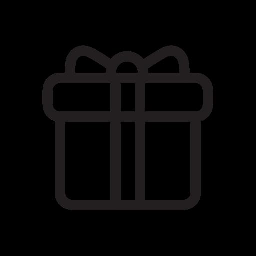 gift, holiday, presents, santa, xmas icon