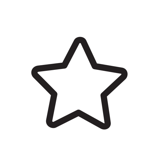 decoration, holiday, star icon